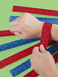 1980s snap bracelets