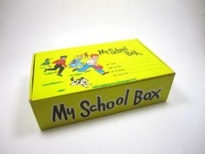 school box 1980s